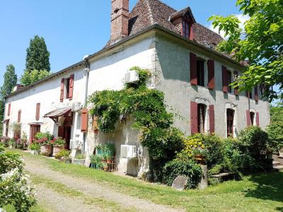 Maison Béarnaise en pierre