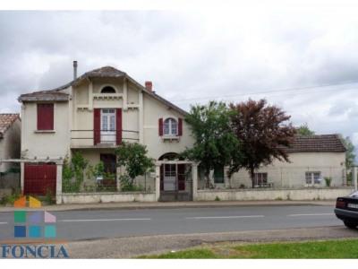 20 km ouest de bergerac maison 105 m² à rénover