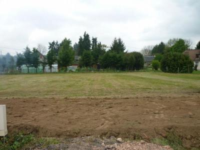 Terrain à bâtir 1235 m²