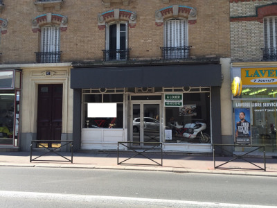 Location Boutique Levallois-Perret