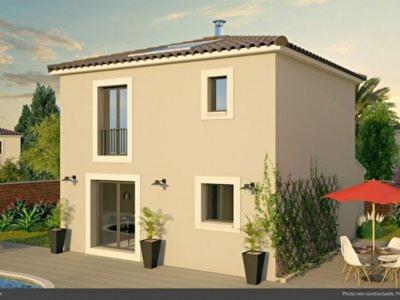 Villa neuve de Type 4 de 109m² à vendre sur Bouillargues
