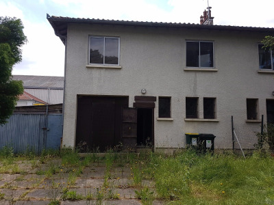 Maison à rénover T4