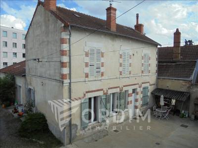 Immeuble de rapport cosne cours sur loire - 5 pièce (s) - 308 m²