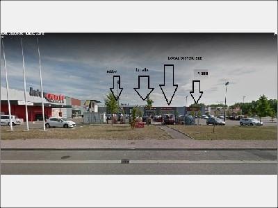 Location Boutique Le Creusot