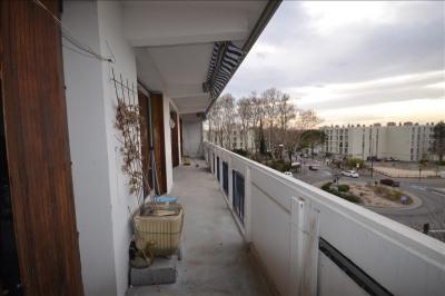 Appartement + terrasse