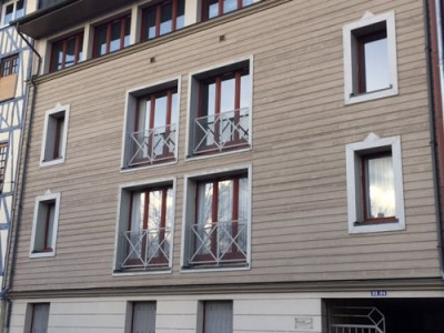 Rouen chu appartement avec parking