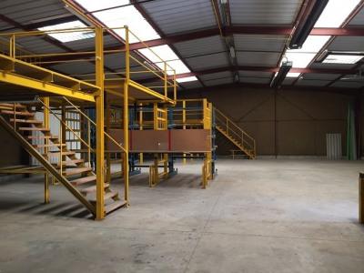 Vente Local d'activités / Entrepôt Alizay