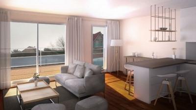 Appartement Stella 3 pièce (s) 55 m²