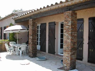 Vacation rental house / villa Les issambres 1710€ - Picture 2