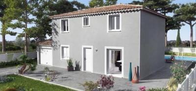 Maison  4 pièces + Terrain 390 m² Alleins par VILLAS TRIDENT SALON DE PROVENCE