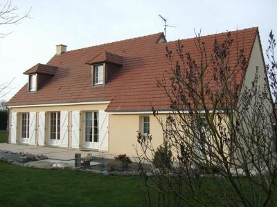 A 5 min d'Isigny sur mer, Belle maison 2002