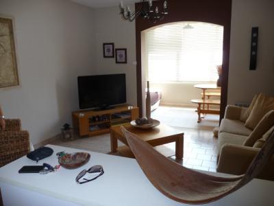 T2 meublé de 35 m² + 7 m² de véranda fermée