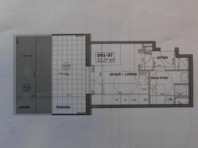 Location appartement Cergy le Haut