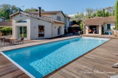 Belle villa avec vue limonest