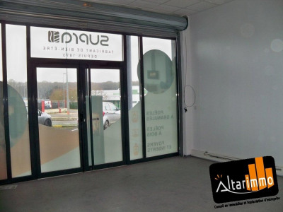 Location Boutique Nogent-le-Phaye
