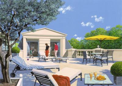 16 Rivet,  m² - Le Plessis Robinson (92350)