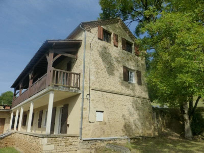 Stone-built property 5 rooms Soturac