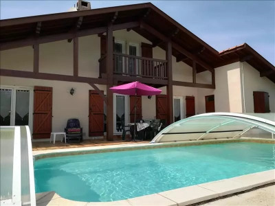 Biscarrosse Landaise traditionnelle 5 chambres