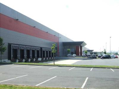 Location Local d'activités / Entrepôt Oudalle