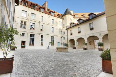 Paris XIIIe - Croulebarbe - Rue Berbier du Mets