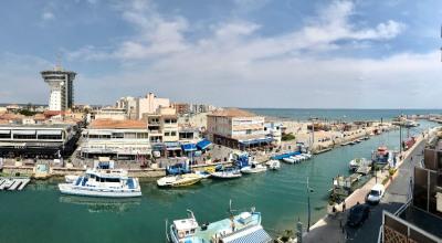 Appartement T3 de 70 m² superbe vue sur le canal et la mer