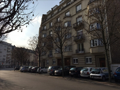 Appartement rénové 3 pièces