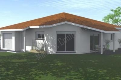 Maison  4 pièces + Terrain 707 m² Narrosse par MAISONS CONFORECO - AGENCE MONT DE MARSAN