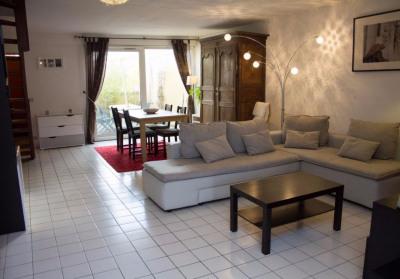 Meaux centre ville 4 chambres et terrasse