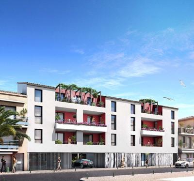 Appartement à vendre, Le Grau Du Roi 2 pièces 42,70 m²