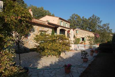 Vente de prestige maison / villa Seillans 1100000€ - Photo 1