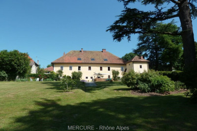AUTHENTIC 16TH CENTURY MANOR NEAR ANNECY