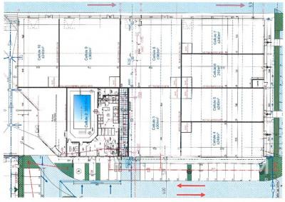 CELLULE AUXERRE - 720 m2