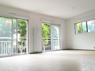 Andernos, coté bassin, appartement neuf de type T3 en rez-de-chaussée d'une petite copropriété sans charg ...