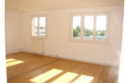 Appartement T4 rénové dans résidence