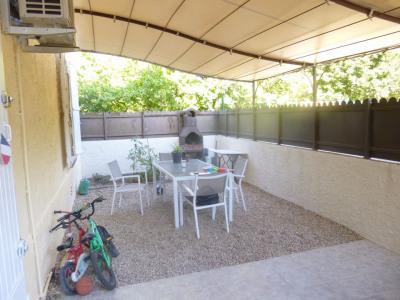 Appt de type T3 en RDC dans résidence sécurisé