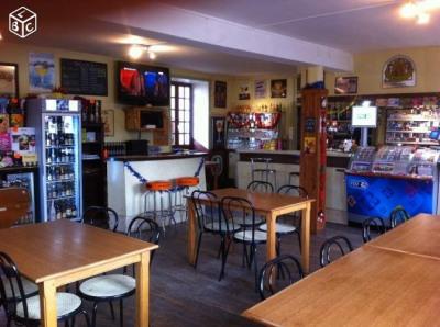 Fonds de commerce Café - Hôtel - Restaurant Seilhac