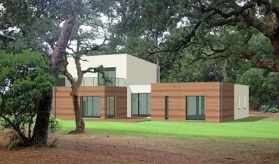 Maison  5 pièces + Terrain 1500 m² Hossegor (40150) par LB CREATION