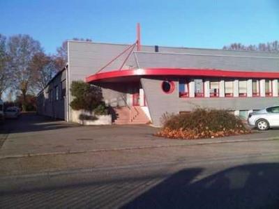 Vente Local d'activités / Entrepôt Illkirch-Graffenstaden 0