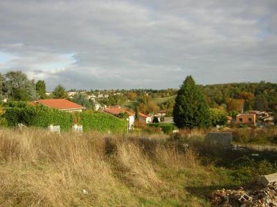 Vente terrain Vernaison