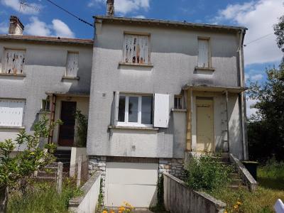 Maison jumelée T4 avec garage