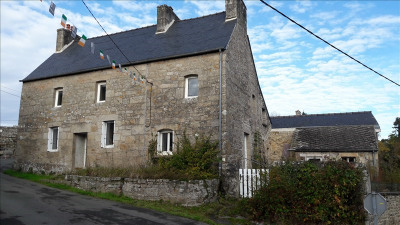 Town house 5 rooms, 120 m² - Loguivy Plougras (22780)
