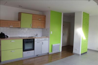 Appartement auxerre - 3 pièce (s) - 57 m²