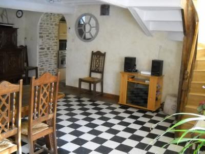 Maison enrenovee en pierre