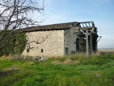 Grange à restaurer Dausse