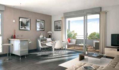 T3 neuf 67 m² balcon