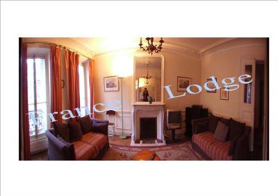 Location temporaire appartement Paris 5ème