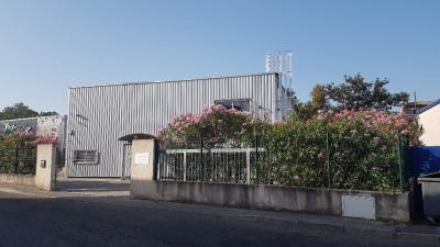Local professionnel ROCBARON - 350 m2