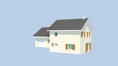 Maison étage 100m² habitables