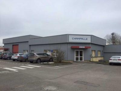 Vente Local d'activités / Entrepôt Péronnas
