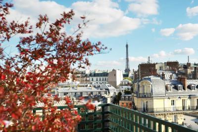 Paris XVIe - Penthouse - Terrasses